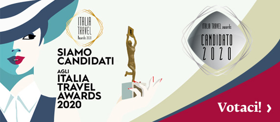 Candidato Italia Travel Awards - Votaci