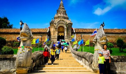 vacanze a nord della thailandia