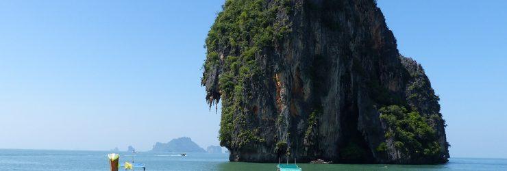 10 spiagge più belle della thailandia